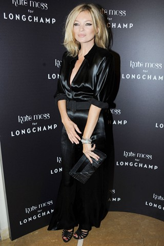 2a10c9c47bb KATE MOSS has added Vogue Eyewear to her list of campaigns. The model